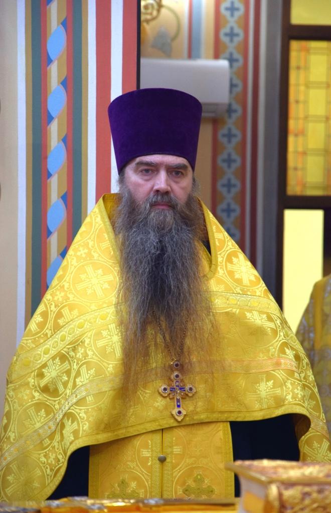 Перваков Владислав Владимирович, протоиерей.